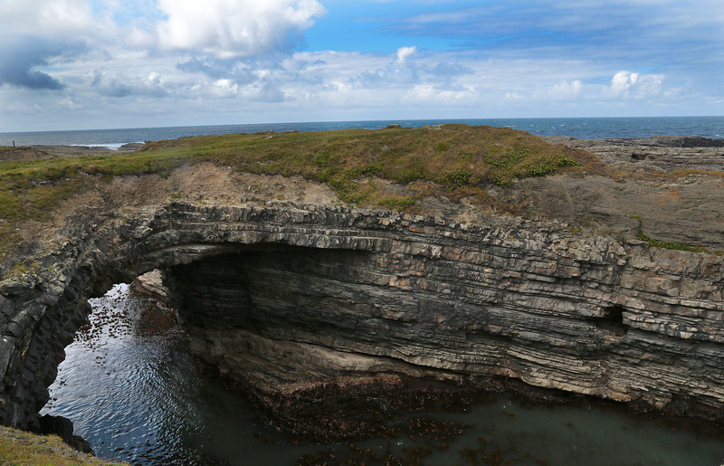 The Bridges of Ross, Loop Head to Kilkee Project.Photo:Valerie O'Sullivan
